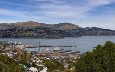 Erosion control key to health of Lyttelton Harbour